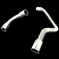 BB Chevy stainless hose kits