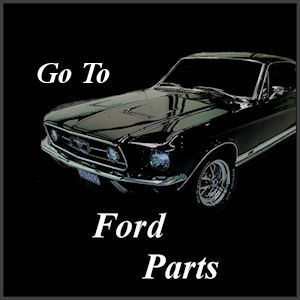 Chrome Ford Engine Parts