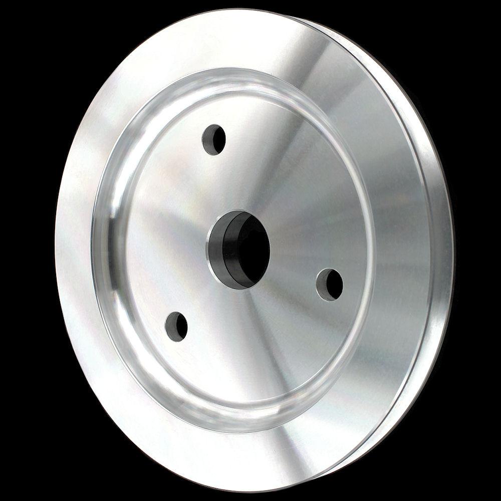 MCC905 Billet SB Chevy Single Groove Crankshaft Pulley