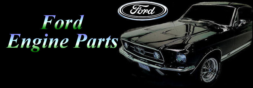 Chrome Ford Engine Parts 289 302 351 W 351 C 390 460