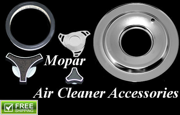 mopar dodge plymouth chrysler air cleaner accessories oldsmobile