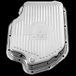 MCC127-1 Chrome GM DEEP transmission pan for th400 trans