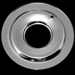 MCC146 Air cleaner flat base 14 inches