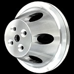 MCC916 Billet big block chevy short water pump 1 groove pulley 396 427 454
